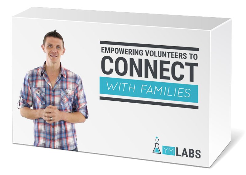 Empowering Volunteers To Connect With Families
