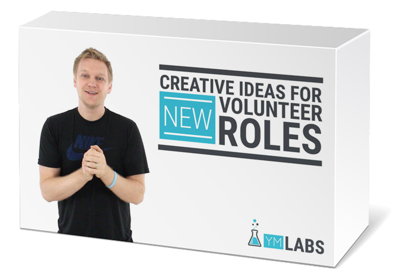 Creative Ideas For New Volunteer Roles