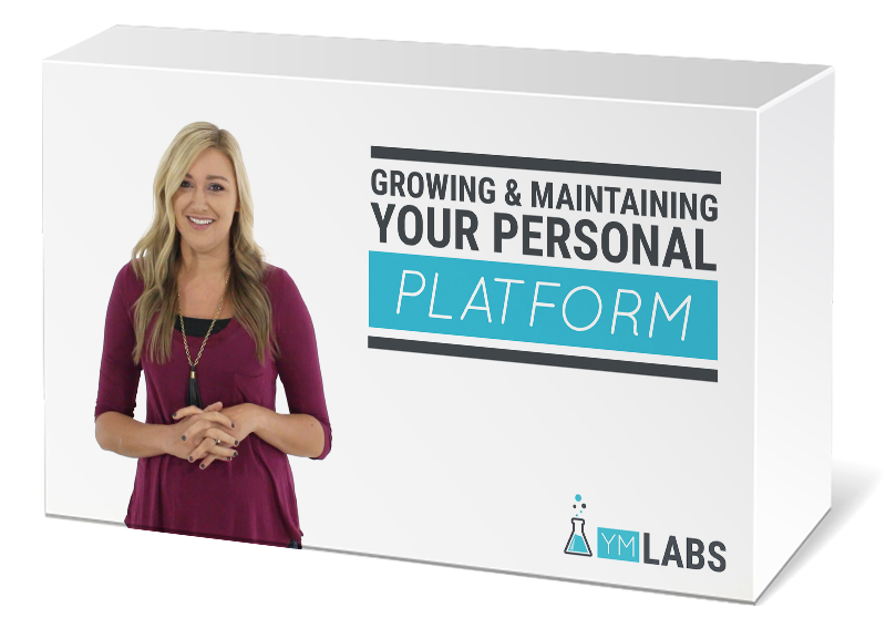 Growing & Maintaining Your Personal Platform