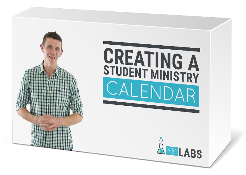 Creating A Student Ministry Calendar
