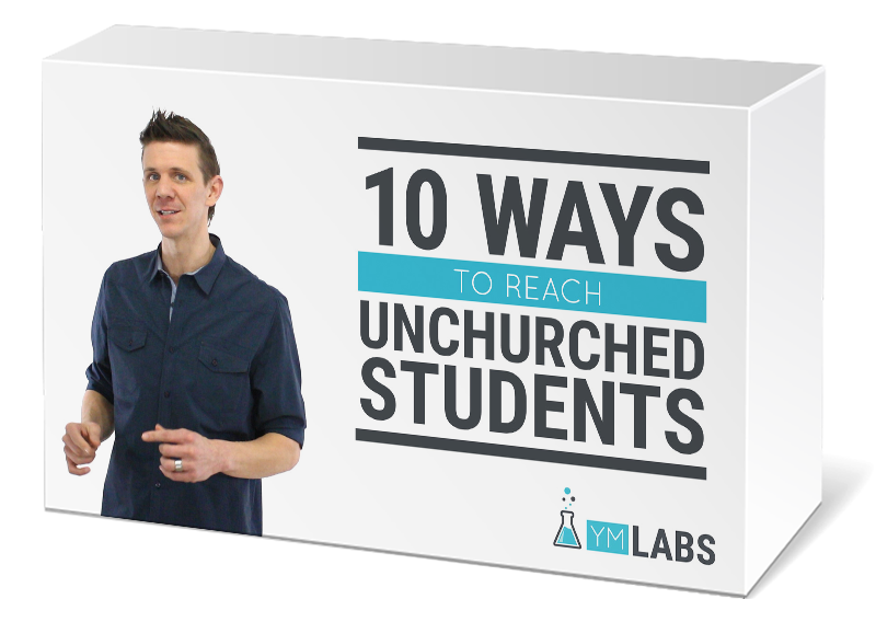 10 Ways To Reach Unchurched Students